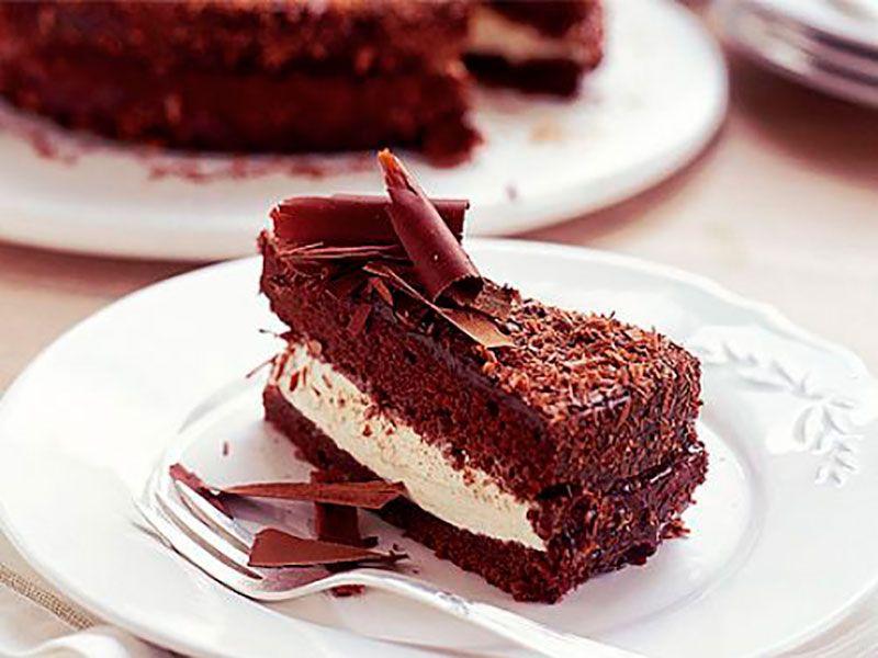 Шоколадный торт от Гордона Рамзи